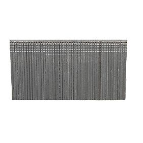 FirmaHold Galvanised Second Fix Straight Brads 16ga 16 x 38mm Pack of 2000