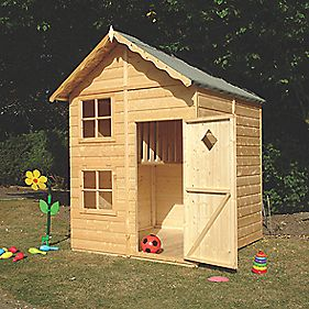 Craft Playhouse 1.6 x 1.7 x 2.3m
