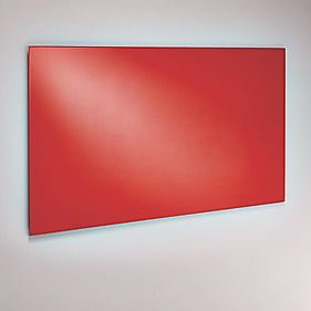 Mottez Red Splashback 500 x 900 x 0.6mm