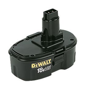 DeWalt DE9095 18V 2.0Ah Ni-Cd Battery