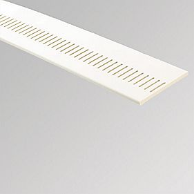 Corotrim Soffit Boards White 150 x 9 x 5000mm Pack of 4