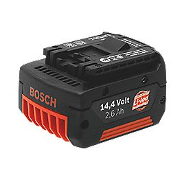 Bosch 14.4V 2.6Ah Li-Ion Slot-In Battery