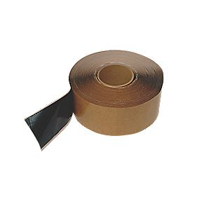 Rubbercover JCS07 Joint Cover Strip Black 150mm x 7.6mm