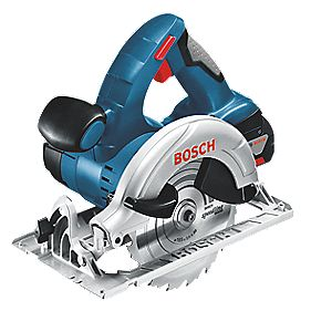 Bosch GKS18V-LI 165mm 4Ah Li-Ion Cordless Circular Saw 18V Coolpack Battery