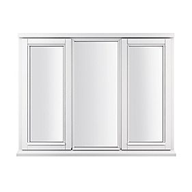 Jeld-Wen Timber Casement Window Clear 1765 x 1195mm