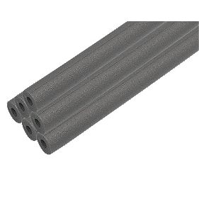 Economy Pipe Insulation 15mm x 1m Pack of 64