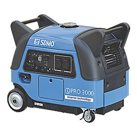 SDMO iPRO3000E UK 3000W Generator 230V
