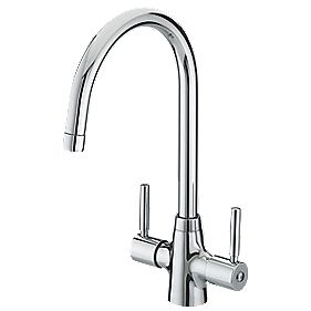 Bristan Monza EasyFit Mono Mixer Kitchen Tap Chrome