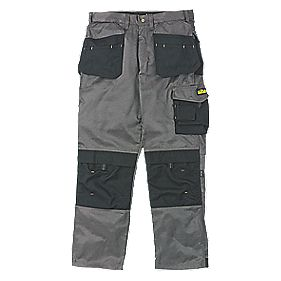 "Site Retriever Trousers Dark Grey 40"" W 32"" L"