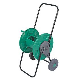 Hose Reel & Trolley 60m Capacity 60m