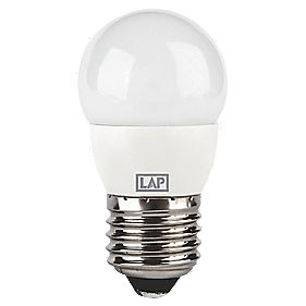 LAP LED Mini Globe Lamp ES 330Lm 5W