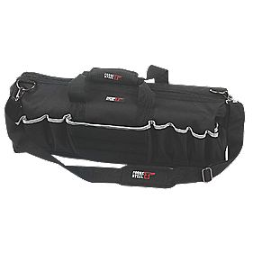 Forge Steel Hard Bottom Tool Bag 27""