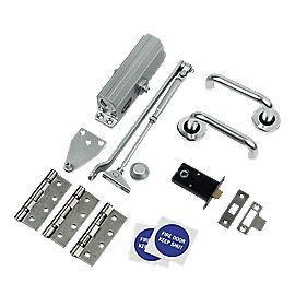 Lever Latch Set