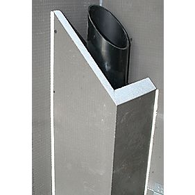Wetroom Pipe Boxing 1200 x 200 x 200mm Pack of 2