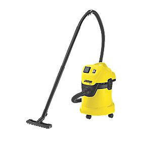 Karcher MV3 P 1400W 17Ltr Wet & Dry Vacuum Cleaner 240V