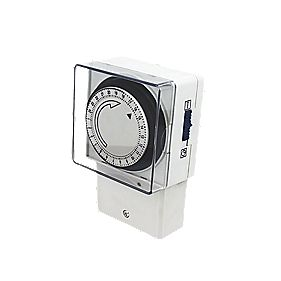 LAP Mechanical 24-Hour Immersion Timer 240V