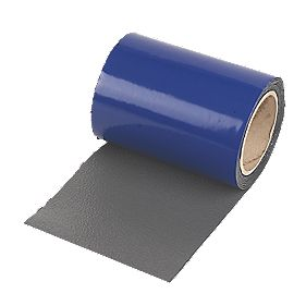 Aluflash Aluminium Embossed Roll Flashing 150mm x 5m