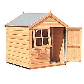 Playhouse 3' 9 x 5' 6 x 1.4m