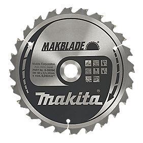 Makita Circular Saw Blade 24T 190 x 20mm