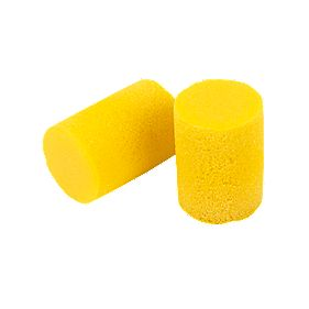 3M EAR Classic Foam Ear Plugs Pack of 250