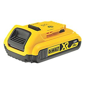 DeWalt DCB183-XJ 18V 2.0Ah Li-Ion Slide Pack Battery XR