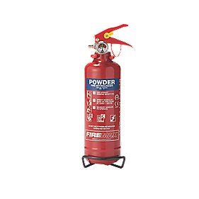Firemax Vehicle Fire Extinguisher 0.6kg