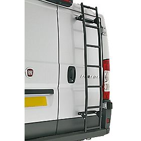 Rhino Rear Door Ladder 8 Step