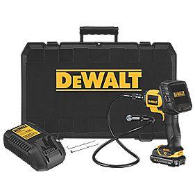 DeWalt DCT410S1-GB 10.8V 1.3Ah Li-Ion Cordless Digital Inspection Camera