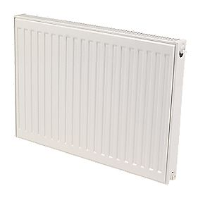 Kudox Premium Type 21 Double Panel Plus Convector Radiator White 500x600mm