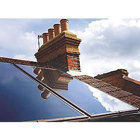RM Solar Two Panel Roof Kit-Slate