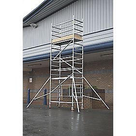 Lyte LIFT3.6 Folding Work Tower System 3.6m Platform