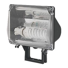 Trac BK CFL 25W Floodlight