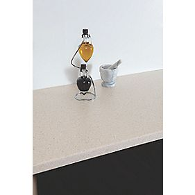 Apollo Magna Pebble Breakfast Bar 1830 x 900 x 34mm