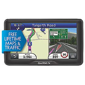 Garmin Dezl 760LMT-D Sat Nav with Europe Maps