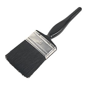 No Nonsense Pure Bristle Paintbrush 3""