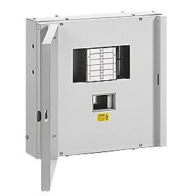 Havells 4-Way 125A TP & N Board without Incomer