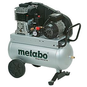 Metabo Mega 490 50Ltr Air Compressor 230V