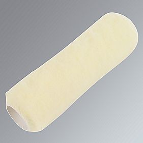 "No Nonsense Core Knitted Paint Roller Sleeve Long Pile 9"" x 1.75"""