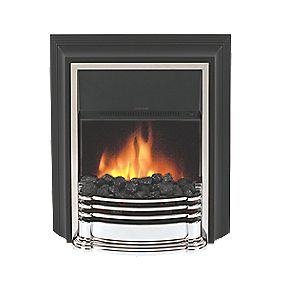 Dimplex DTT20 Detroit Traditional Design Freestanding Electric Fire 2kW
