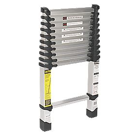 Xtend and Climb Professional Horizon Series Ladder 11-Tread 3.2m