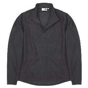 "Blackrock Micro Fleece Black X Large 49"" Chest"