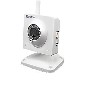 SwannEye HD ADS-455 Plug & Play Wi-Fi Camera with Cloud Storage