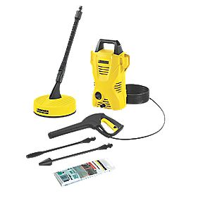 Karcher K2 Compact Home 110bar Pressure Washer 1.4kW 230-240V