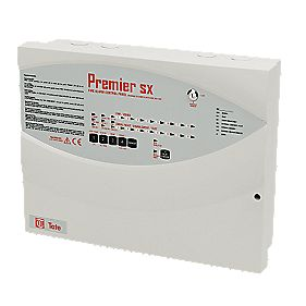 Fire Alarm Control Panel 4 Zones