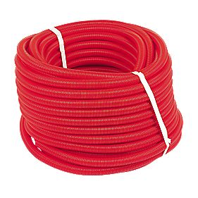 JG Speedfit Conduit Red 22mm x 50m