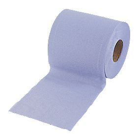 Centre Feed Paper Blue 2-Ply 200mm x 150m Pack of 6