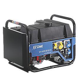 SDMO SH6000E-2 6000W Generator 115/230V