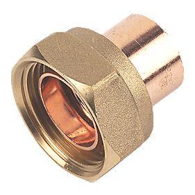 """Flowflex Cylinder Union 22mm x 1"""""""