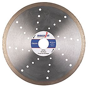 Marcrist CK650 Diamond Blade 230 x 25.4mm