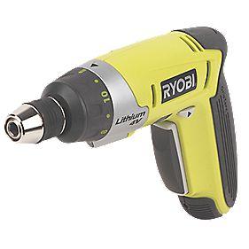 Ryobi CSD-4030G 4V 1.5Ah Li-Ion Cordless Screwdriver